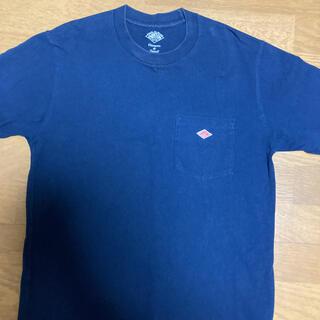 ダントン(DANTON)のダントン Tシャツ ネイビー(Tシャツ/カットソー(半袖/袖なし))
