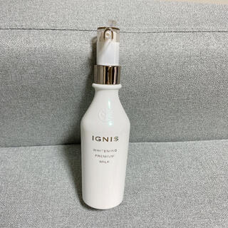 IGNIS - 新品未使用◎イグニス ホワイトニング プレミアム ミルク