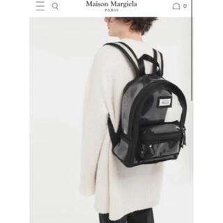 マルタンマルジェラ(Maison Martin Margiela)のMaison Margiela  バックパック(バッグパック/リュック)