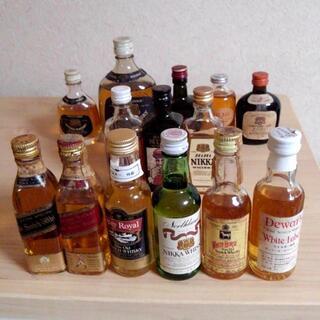 ジョニ黒白紋章他、1989年以前の特級、1級、2級ウイスキー 未開栓 BO(ウイスキー)
