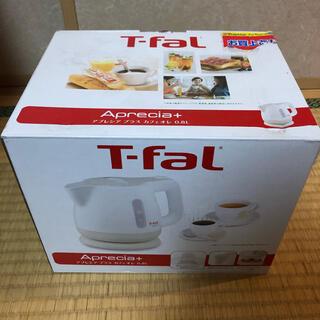 ティファール(T-fal)のT-fal ティファール アプレシア・プラス ホワイト 0.8L(電気ケトル)