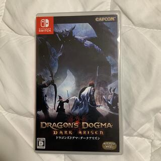 Nintendo Switch - Dragon's Dogma: Dark Arisen(ドラゴンズドグマ:ダーク