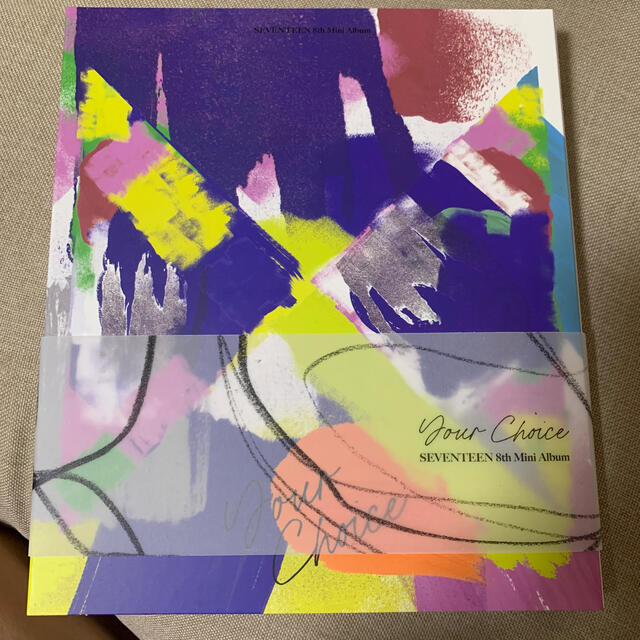 SEVENTEEN(セブンティーン)のSEVENTEEN Your Choice BESIDE リーダーズ ホシトレカ エンタメ/ホビーのCD(K-POP/アジア)の商品写真