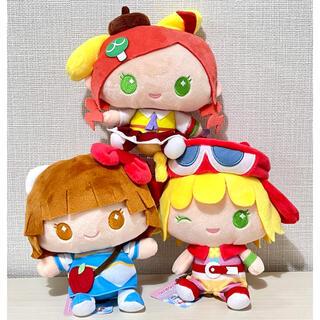 サンリオキャラクターズ × ぷよぷよ ぬいぐるみ 3種セット