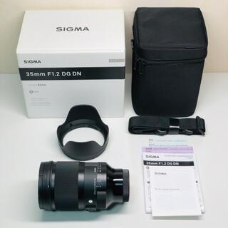 シグマ(SIGMA)の保証付き 35mm F1.2 DG DN Art ソニーE用(レンズ(単焦点))