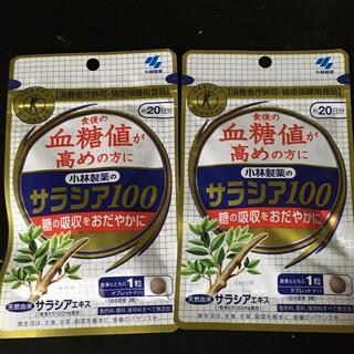 コバヤシセイヤク(小林製薬)の小林製薬 サラシア100 2袋(その他)