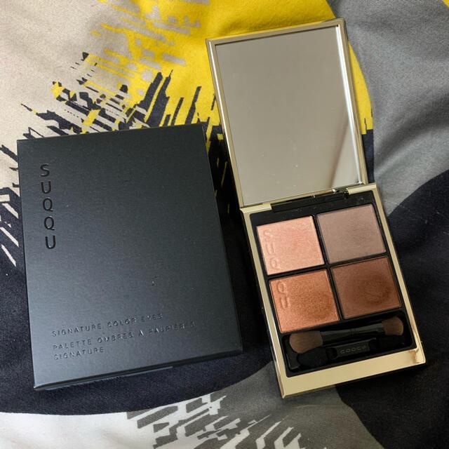 SUQQU(スック)のSUQQU シグニチャーカラーアイズ02 陽香色 コスメ/美容のベースメイク/化粧品(アイシャドウ)の商品写真