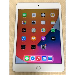 アップル(Apple)のSIMフリー iPad mini5 シルバー 64G(タブレット)