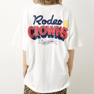 RODEO CROWNS WIDE BOWL - MYFLロゴTシャツ