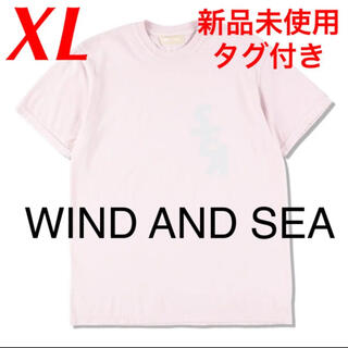 SEA - WIND AND SEA ロゴ Tシャツ ウィンダンシー Logo Tee