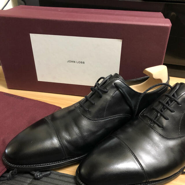 JOHN LOBB(ジョンロブ)の【美品】John lobb city2 9E メンズの靴/シューズ(ドレス/ビジネス)の商品写真