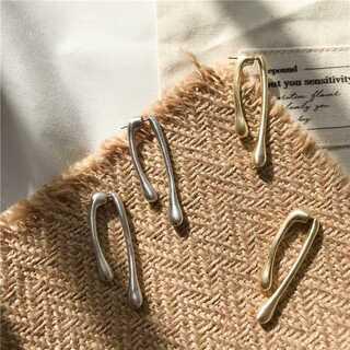 FREAK'S STORE - #932 import pierce : raindrops silver