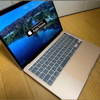 Mac (Apple) - MacBook Air (2020) ゴールド MWTL2J/A