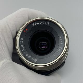 ライカ(LEICA)のCONTAX biogon 28mm f2.8 コンタックスビオゴン28mm(フィルムカメラ)