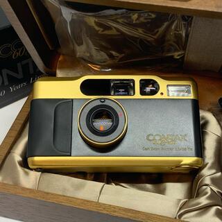 ライカ(LEICA)のコンタックス T2 60years gold CONTAX T2 60years(フィルムカメラ)