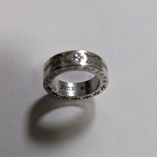 クロムハーツ(Chrome Hearts)のクロムハーツ スペーサー ダガー(リング(指輪))