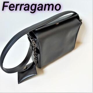 サルヴァトーレフェラガモ(Salvatore Ferragamo)の【SALE価格】フェラガモ ワンショルダー ショルダーバッグ ガンチーニ(ショルダーバッグ)
