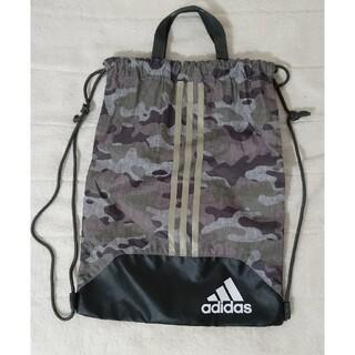 adidas - adidas アディダス ナップサック  巾着  シューズケース プールバッグ