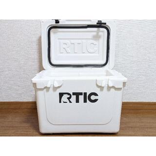 Snow Peak - 新品・未使用 RTIC 20QT クーラーボックス アウトレット品 ホワイト