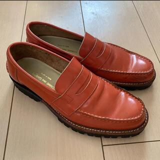 コムデギャルソン(COMME des GARCONS)のコムデギャルソン ローファー(ローファー/革靴)