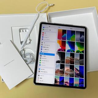 Apple - simフリーモデル iPad Pro 12.9 第三世代 256GB フルセット