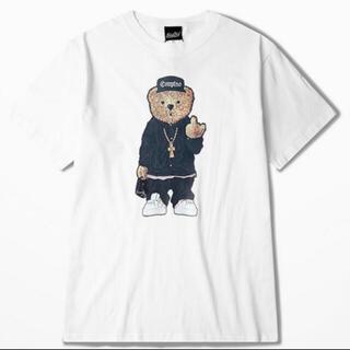 【値下げ中!】Compton Bear コンプトンベアー Tシャツ トップス