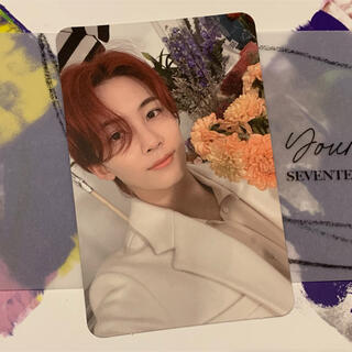 セブンティーン(SEVENTEEN)のYour Choice ジョンハン ONESIDEver フォトカード(K-POP/アジア)