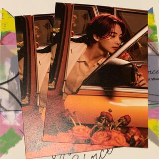 セブンティーン(SEVENTEEN)のYour Choice ジョンハン ONESIDEver ポストカード(K-POP/アジア)