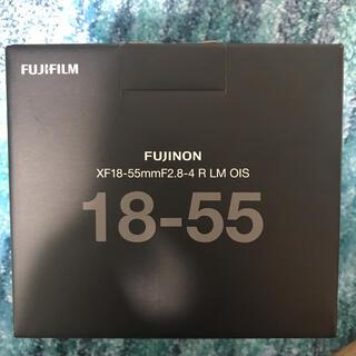 富士フイルム - FUJI FILM XF18-55mm F2.8-4 R LM OIS レンズ