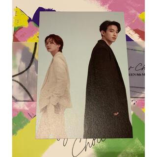 セブンティーン(SEVENTEEN)のYour Choice ジョンハン ドギョム OTHERSIDE ユニットカード(K-POP/アジア)