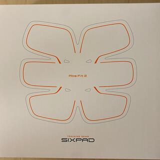 シックスパッド(SIXPAD)の新品・未使用品 シックスパッド アブズフィット2 SIXPAD(トレーニング用品)
