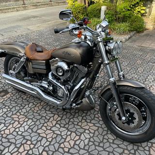 Harley Davidson - ハーレーダビッドソン ファットボブCVO FXDFSE2 4,851km 車検付