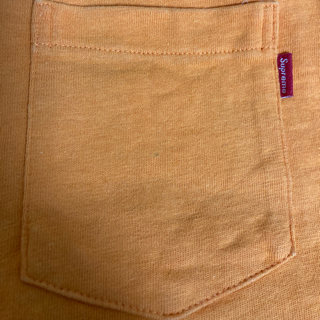 Supreme(シュプリーム)のsupreme ポケット Tシャツ メンズのトップス(Tシャツ/カットソー(半袖/袖なし))の商品写真