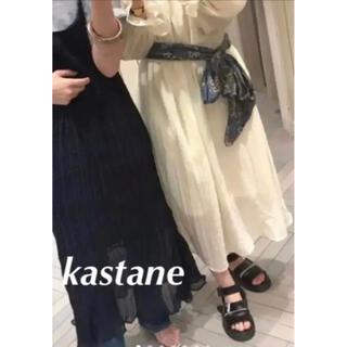 Kastane - kastane 変形楊柳ボリュームワンピース レディース ワンピース