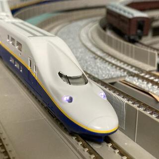 トミー(TOMMY)のTOMIX E4系Max東北上越8両フル編成(鉄道模型)