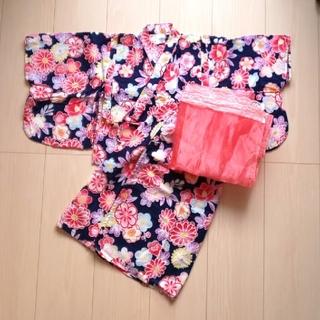 浴衣★セパレート 110(甚平/浴衣)