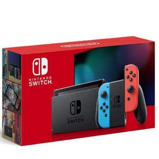 ニンテンドースイッチ(Nintendo Switch)の🔴 新型 ニンテンドースイッチ ネオン 15台 新品 🔴(家庭用ゲーム機本体)