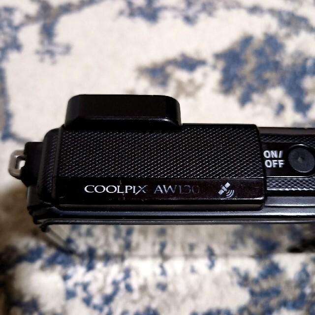 Nikon(ニコン)のNikon COOLPIX AW130 スマホ/家電/カメラのカメラ(コンパクトデジタルカメラ)の商品写真