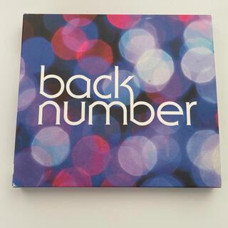 BACK NUMBER - バックナンバーCD&DVD シャンデリア(初回限定盤B)