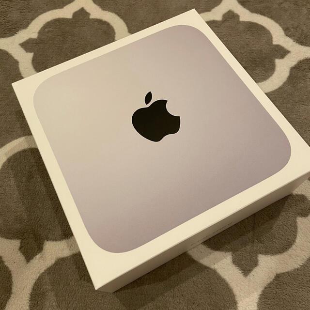 Apple(アップル)のMac mini M1  MGNR3J/A シルバー 中古美品 スマホ/家電/カメラのPC/タブレット(デスクトップ型PC)の商品写真