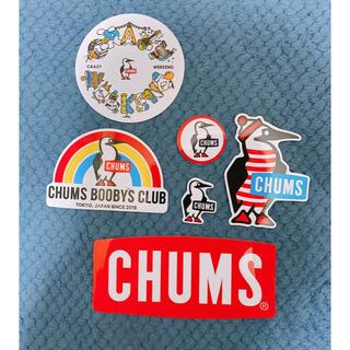 チャムス(CHUMS)のCHUMSステッカー チャムスステッカー(その他)
