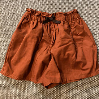 プティマイン(petit main)のpetit main  プティマイン ショートパンツ キュロットスカート 120(パンツ/スパッツ)