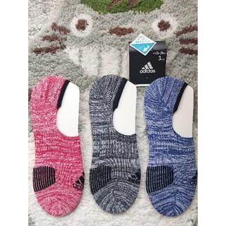 アディダス(adidas)のアディダス 靴下 26〜28cm ソックス 3足セット(ソックス)