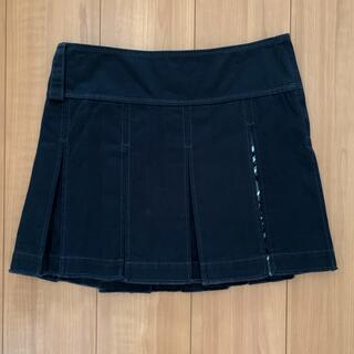 バーバリーブルーレーベル(BURBERRY BLUE LABEL)のBURBERRY BLUE LABEL スカート size 36(ミニスカート)