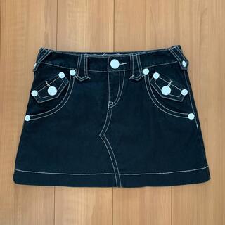 バーバリーブルーレーベル(BURBERRY BLUE LABEL)のBURBERRY BLUE LABEL スカート size 24(ミニスカート)