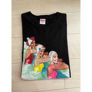 Supreme - Supreme Tシャツ Swimmers Tee Black Large L