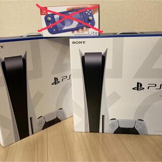 SONY - play station5新品未開封2台セット