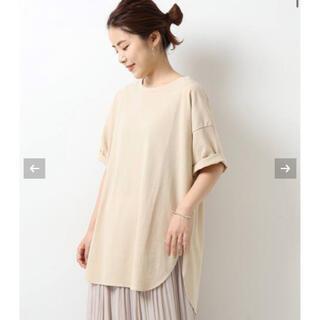 スピックアンドスパン(Spick and Span)のspick&span ヴィンテージテンジクビックT(Tシャツ(半袖/袖なし))