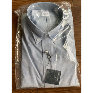 Brooks Brothers - 【未使用】米国製 Brooks Brothers ボタンダウンシャツ