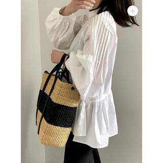 TODAYFUL - ClaSTEllaR tail blouse WHITE クラステラー ブラウス
